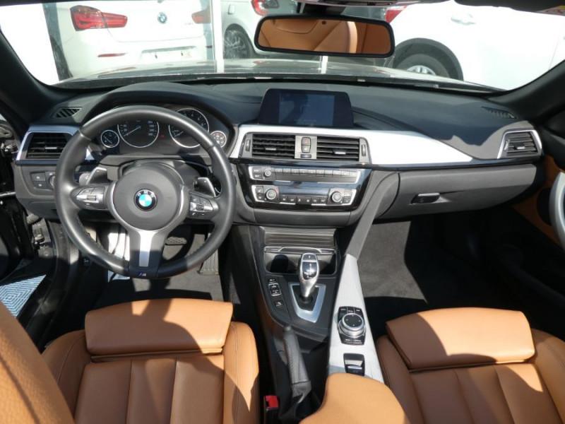 Photo 13 de l'offre de BMW SERIE 4 CABRIOLET (F33) 420i 184 BVA8 M SPORT Gtie 02/23 à 39900€ chez Mérignac auto