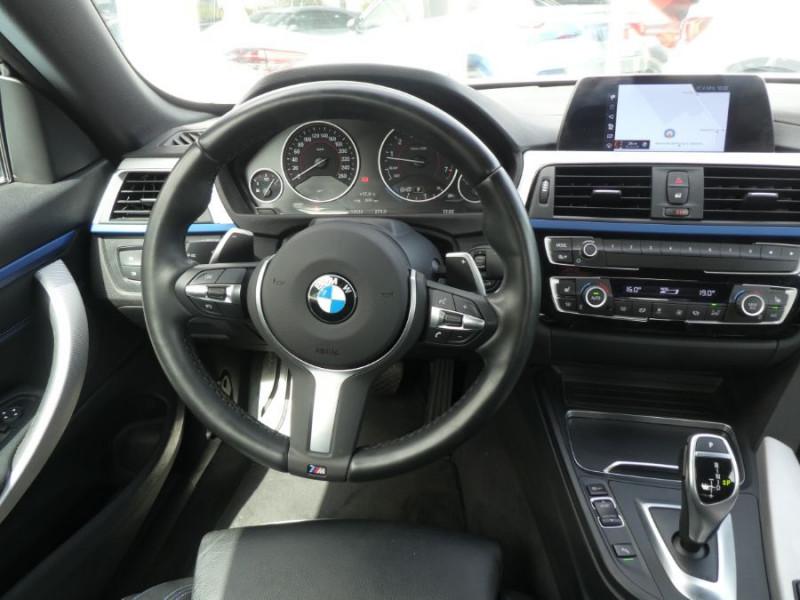 Photo 9 de l'offre de BMW SERIE 4 CABRIOLET (F33) 430i 252 BVA8 M SPORT Gtie 02/23 à 43500€ chez Mérignac auto
