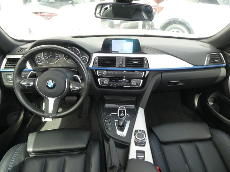 Photo 6 de l'offre de BMW SERIE 4 CABRIOLET (F33) 430i 252 BVA8 M SPORT Gtie 02/23 à 43500€ chez Mérignac auto