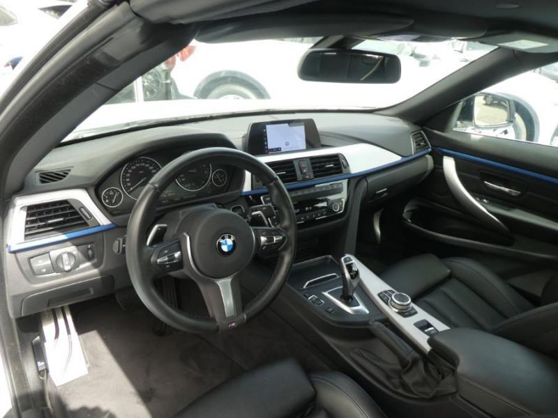Photo 8 de l'offre de BMW SERIE 4 CABRIOLET (F33) 430i 252 BVA8 M SPORT Gtie 02/23 à 42990€ chez Mérignac auto