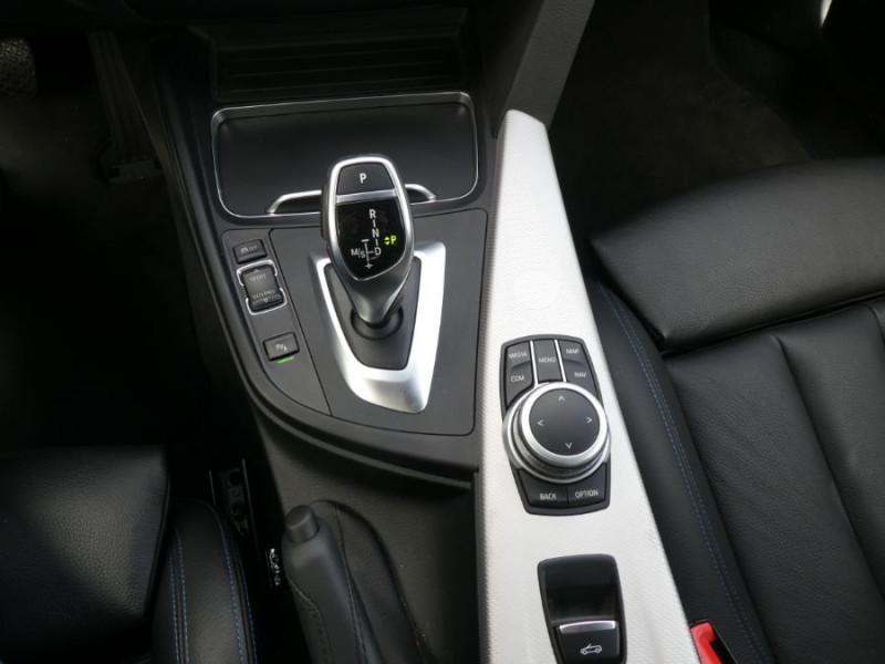 Photo 14 de l'offre de BMW SERIE 4 CABRIOLET (F33) 430i 252 BVA8 M SPORT Gtie 02/23 à 42990€ chez Mérignac auto