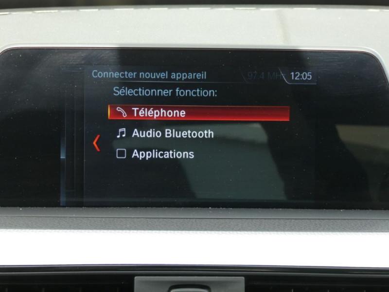 Photo 11 de l'offre de BMW SERIE 4 CABRIOLET (F33) 430i 252 BVA8 M SPORT Gtie 02/23 à 42990€ chez Mérignac auto