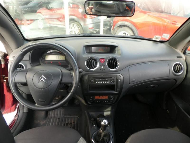 Photo 9 de l'offre de CITROEN C3 PLURIEL 1.4 HDI ROUGE CHARLESTON 1ère Main à 6690€ chez Mérignac auto