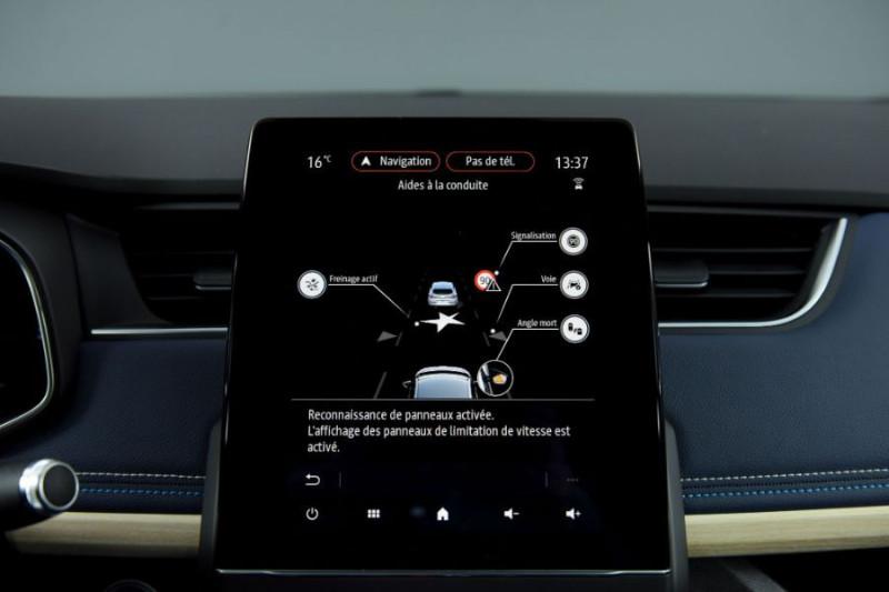 Photo 10 de l'offre de RENAULT ZOE R135 EXCEPTION CUIR GPS Bose Achat Intégral à 22950€ chez Mérignac auto