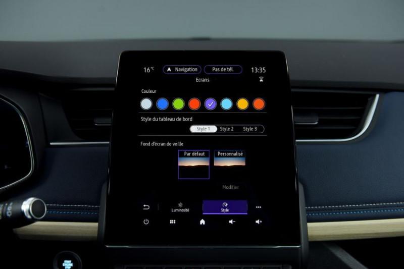 Photo 13 de l'offre de RENAULT ZOE R135 EXCEPTION CUIR GPS Bose Achat Intégral à 22950€ chez Mérignac auto