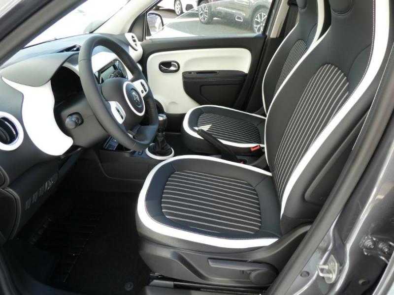 """Photo 7 de l'offre de RENAULT TWINGO III (2) 1.0 SCe 75 INTENS Ecran 7"""" Pack Confort Clim Auto à 12290€ chez Mérignac auto"""