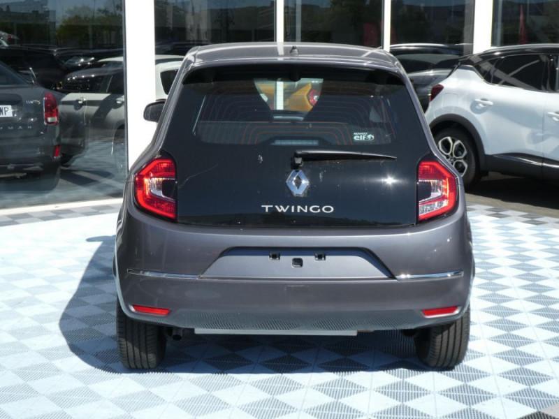 """Photo 5 de l'offre de RENAULT TWINGO III (2) 1.0 SCe 75 INTENS Ecran 7"""" Pack Confort Clim Auto à 12290€ chez Mérignac auto"""