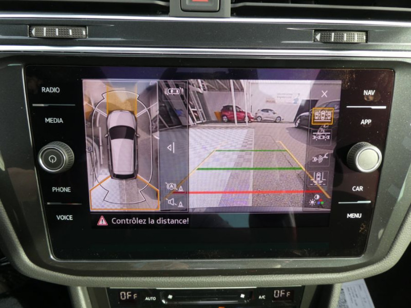 Photo 15 de l'offre de VOLKSWAGEN TIGUAN 2.0 TDI 150 DSG R-LINE TOIT Pano LED Matrix JA20 Caméra 360° à 43900€ chez Mérignac auto