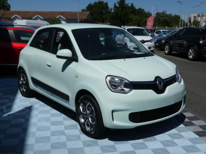 Renault TWINGO III (2) 1.0 SCe 75 LIMITED Bluetooth ESSENCE VERT PISTACHE Neuf à vendre