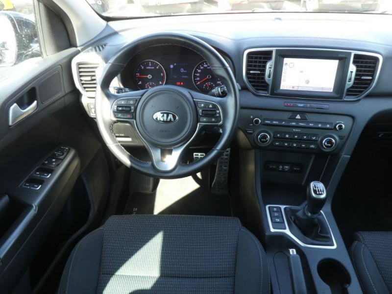 Photo 9 de l'offre de KIA SPORTAGE IV 1.7 CRDI 115 BV6 ACTIVE GPS Camera JA19 à 17450€ chez Mérignac auto