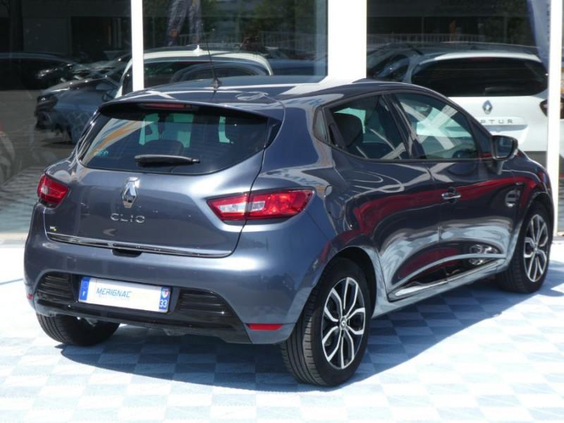 Photo 3 de l'offre de RENAULT CLIO IV 1.5 DCi 90 LIMITED JA16 Bluetooth 1ère Main à 12750€ chez Mérignac auto