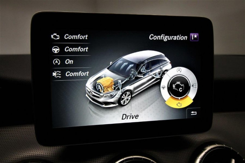 Photo 20 de l'offre de MERCEDES-BENZ CLA SHOOTING BRAKE (2) 200 D 7G-DCT AMG LINE GPS Camera JA18 Hayon él. à 27950€ chez Mérignac auto