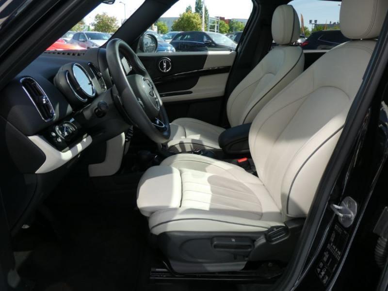 Photo 5 de l'offre de MINI COUNTRYMAN (F60) COOPER S 192 BVA ALL4 EXQUISITE CUIR TOIT Pano JA19 Gtie 07/22 à 36450€ chez Mérignac auto
