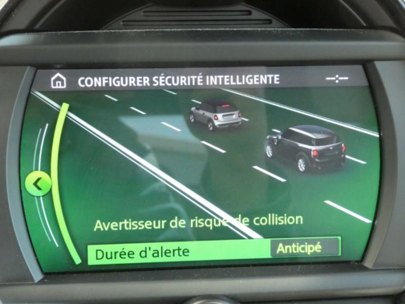 Photo 17 de l'offre de MINI COUNTRYMAN (F60) COOPER S 192 BVA ALL4 EXQUISITE CUIR TOIT Pano JA19 Gtie 07/22 à 36450€ chez Mérignac auto