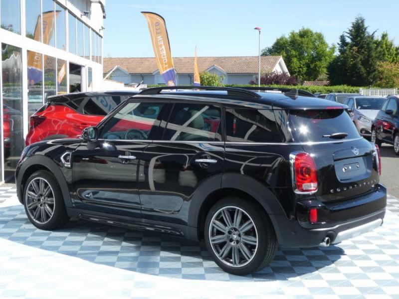 Photo 3 de l'offre de MINI COUNTRYMAN (F60) COOPER S 192 BVA ALL4 EXQUISITE CUIR TOIT Pano JA19 Gtie 07/22 à 36450€ chez Mérignac auto