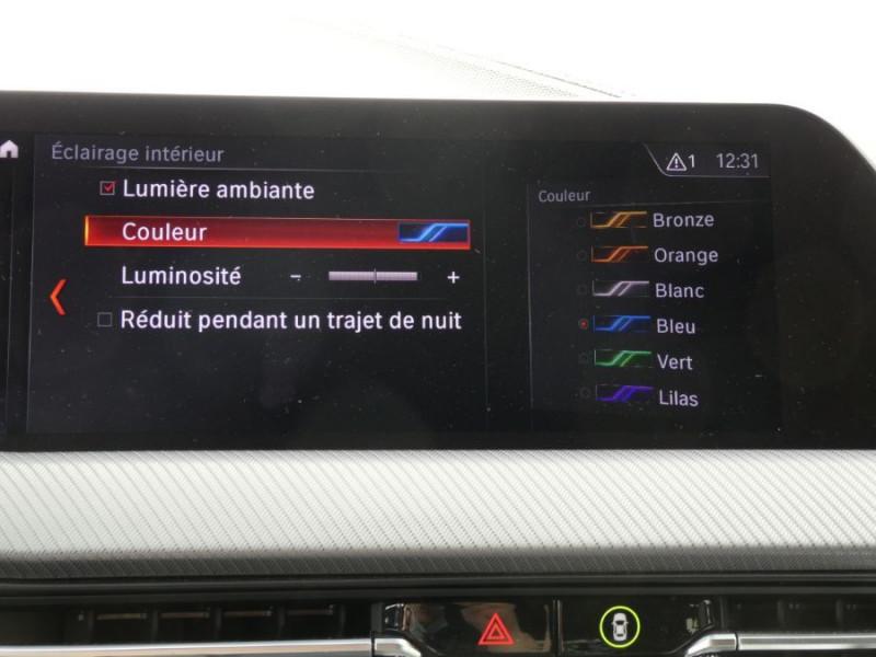 Photo 17 de l'offre de BMW SERIE 1 (F40) 118DA 150 BVA8 M SPORT GPS Privacy Glass Gtie 05/23 à 31990€ chez Mérignac auto