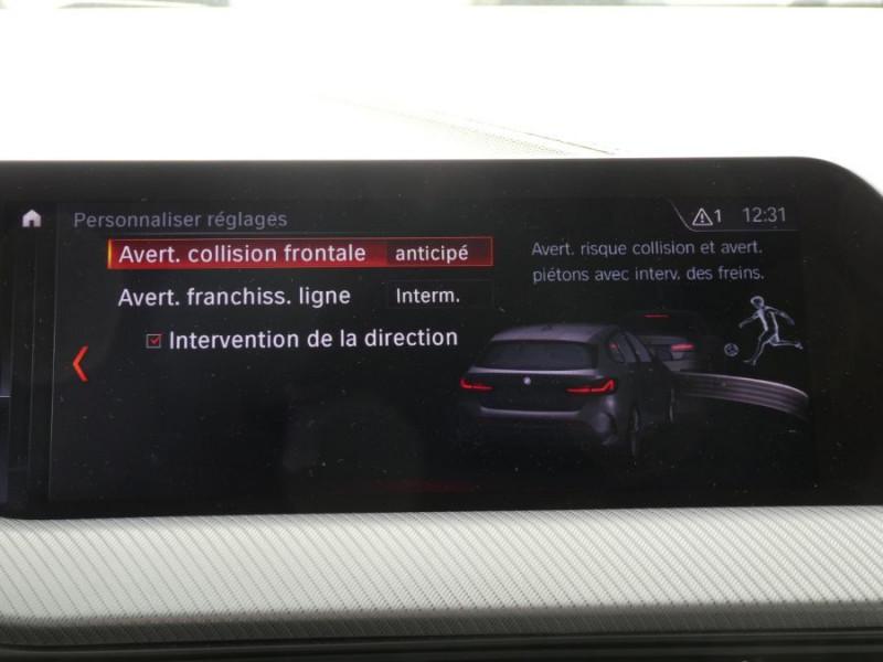 Photo 16 de l'offre de BMW SERIE 1 (F40) 118DA 150 BVA8 M SPORT GPS Privacy Glass Gtie 05/23 à 31990€ chez Mérignac auto