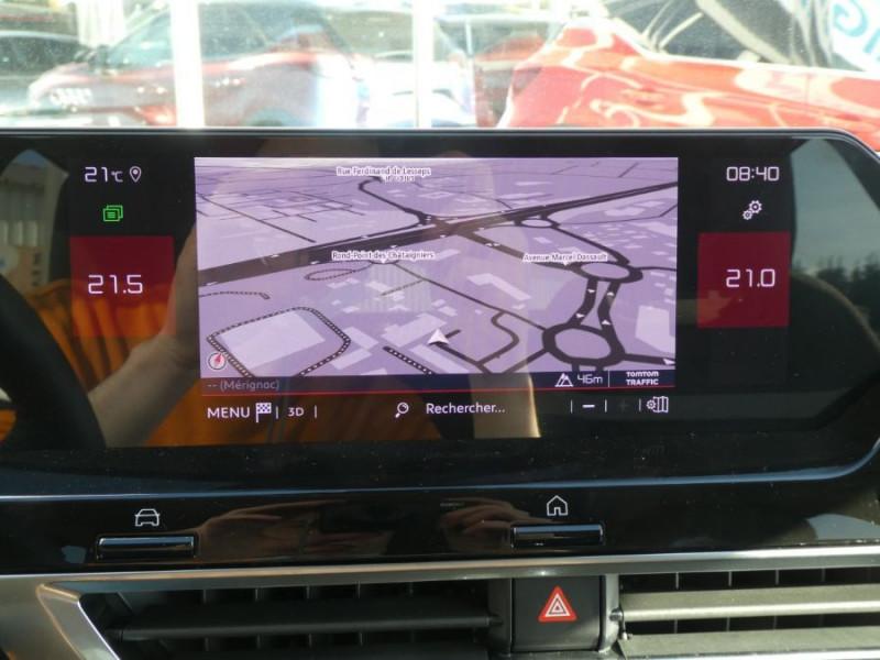 Photo 16 de l'offre de CITROEN C4 BlueHDi 130 EAT8 SHINE HIGHWAY Assist Induction TOIT Ouvrant à 28200€ chez Mérignac auto