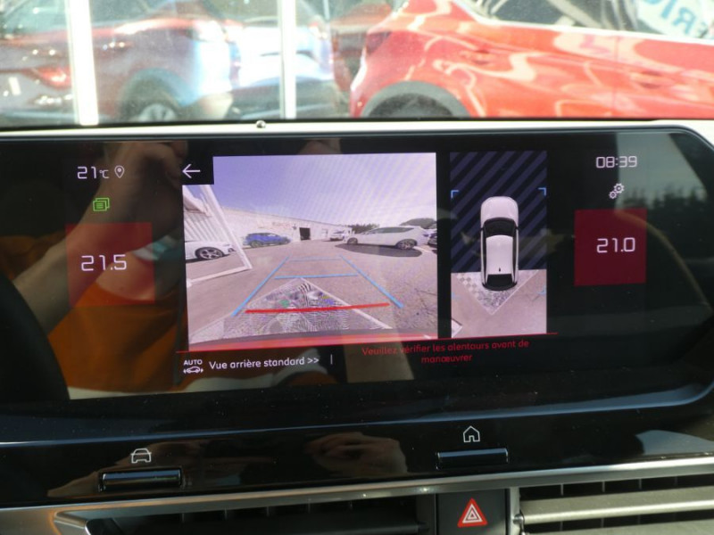 Photo 15 de l'offre de CITROEN C4 BlueHDi 130 EAT8 SHINE HIGHWAY Assist Induction TOIT Ouvrant à 28200€ chez Mérignac auto