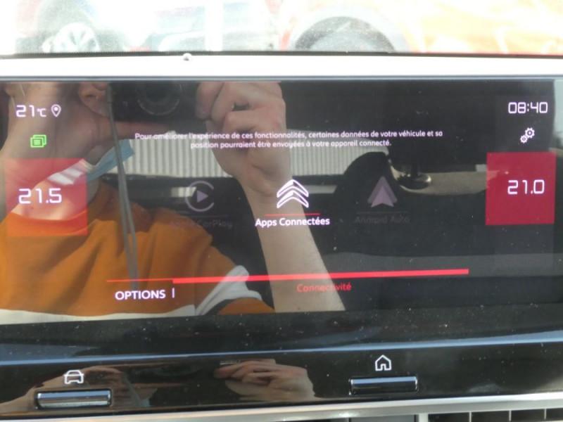 Photo 18 de l'offre de CITROEN C4 BlueHDi 130 EAT8 SHINE HIGHWAY Assist Induction TOIT Ouvrant à 28200€ chez Mérignac auto