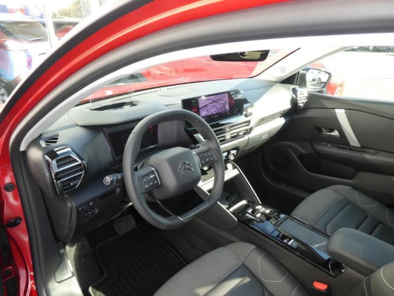 Photo 9 de l'offre de CITROEN C4 BlueHDi 130 EAT8 SHINE HIGHWAY Assist Induction TOIT Ouvrant à 28200€ chez Mérignac auto