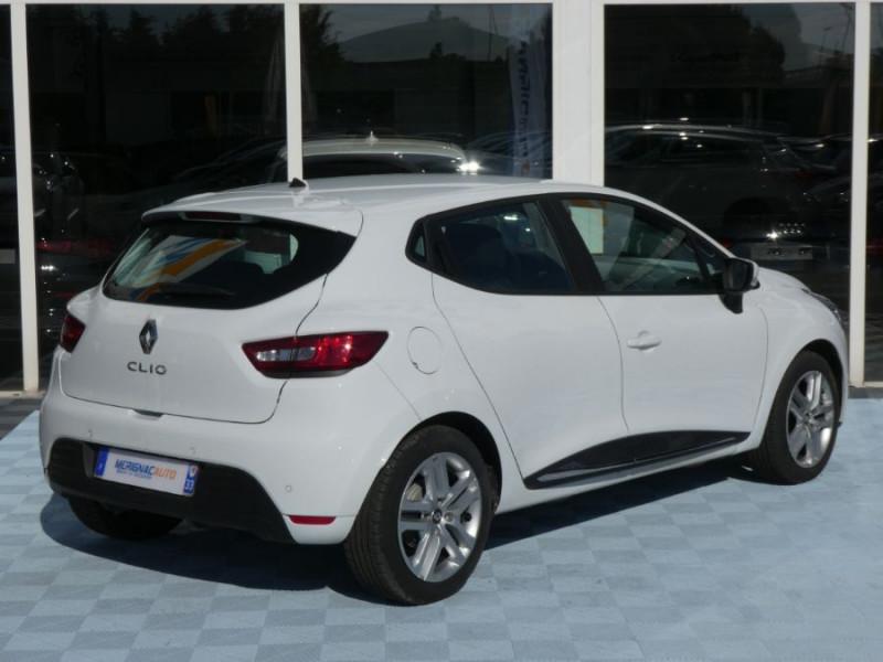 Photo 4 de l'offre de RENAULT CLIO IV 1.5 DCi 90 BUSINESS Bluetooth à 12850€ chez Mérignac auto