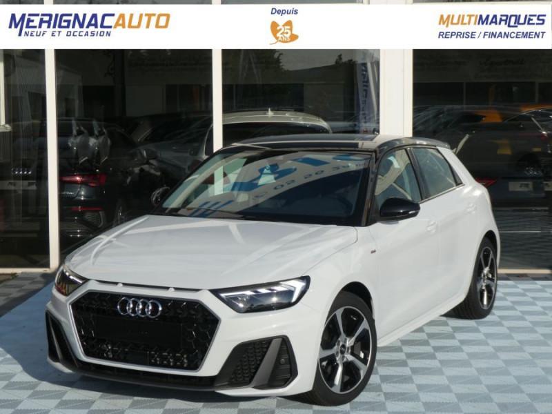 Audi A1 SPORTBACK II 30 TFSI 110 S tronic 7 Pack Ext. S LINE JA17 Camera Radars Neuf à vendre