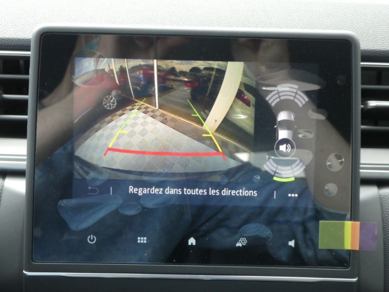 Photo 10 de l'offre de RENAULT CAPTUR II TCe 140 BV6 INTENS JA17 Camera à 22450€ chez Mérignac auto