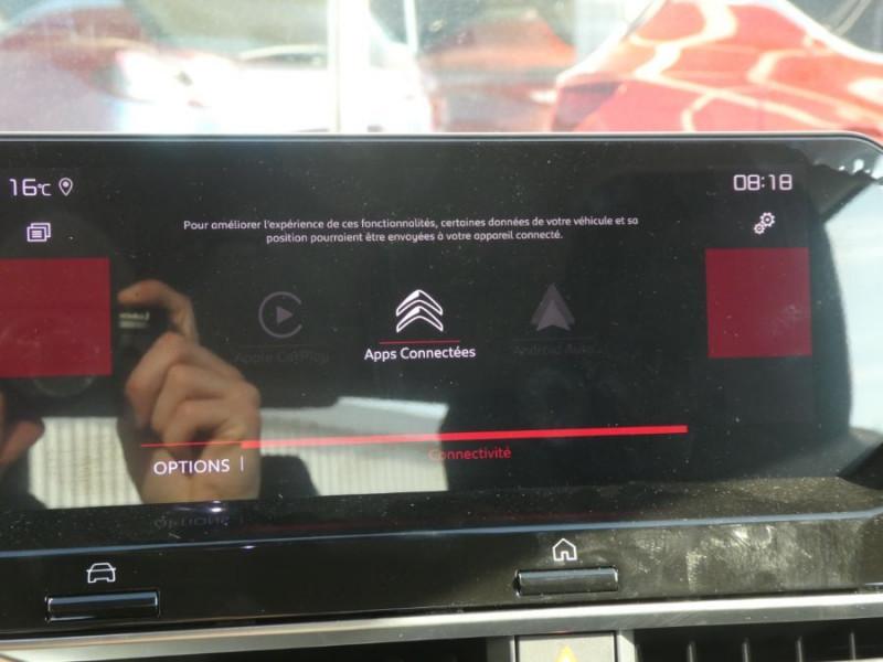 Photo 20 de l'offre de CITROEN C4 PureTech 130 BV6 FEEL PACK JA18 GPS Camera à 23750€ chez Mérignac auto
