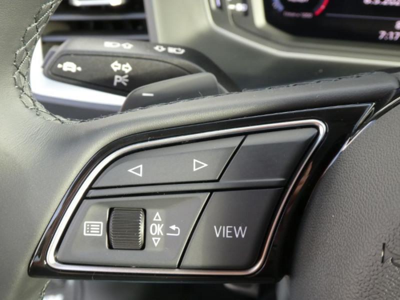 Photo 17 de l'offre de AUDI A1 SPORTBACK II 30 TFSI 110 S tronic 7 Pack Ext. S LINE JA17 Camera Radars à 27980€ chez Mérignac auto