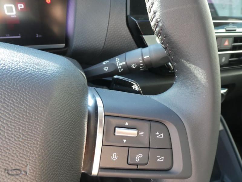 Photo 15 de l'offre de CITROEN C4 PureTech 130 EAT8 FEEL PACK JA18 GPS Camera à 24950€ chez Mérignac auto