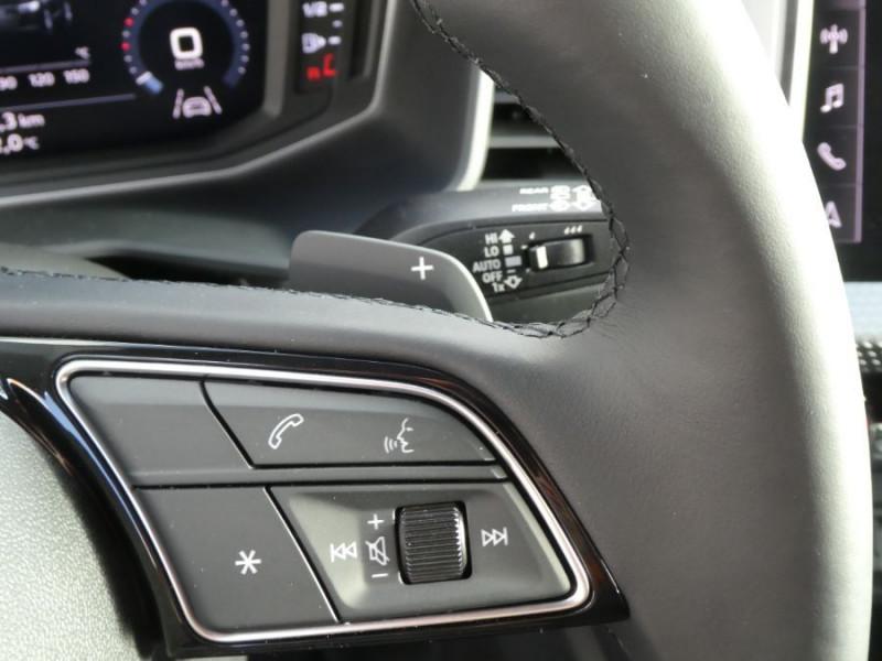 Photo 18 de l'offre de AUDI A1 SPORTBACK II 30 TFSI 110 S tronic 7 Pack Ext. S LINE JA17 Camera Radars à 27980€ chez Mérignac auto