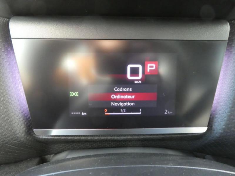 Photo 17 de l'offre de CITROEN C4 PureTech 130 EAT8 FEEL PACK JA18 GPS Camera à 24950€ chez Mérignac auto