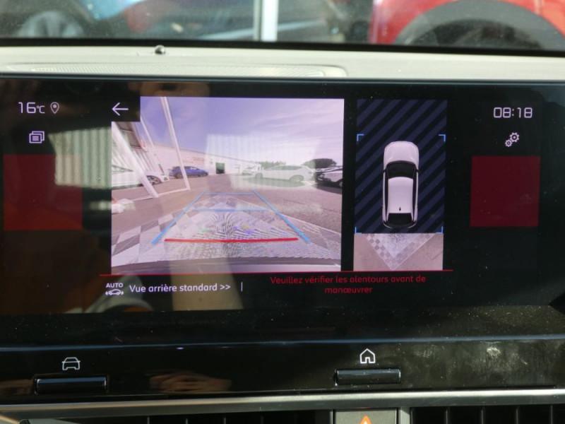 Photo 20 de l'offre de CITROEN C4 PureTech 130 EAT8 FEEL PACK JA18 GPS Camera à 24950€ chez Mérignac auto