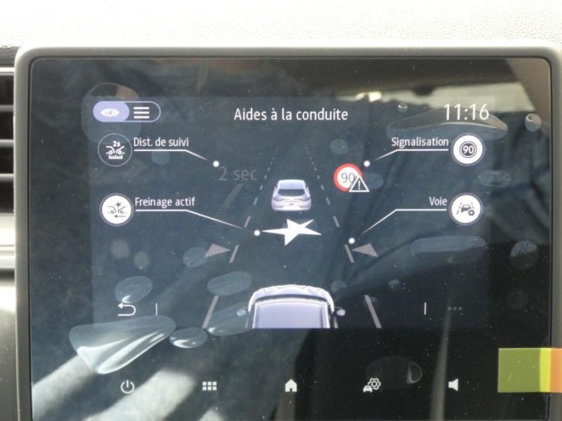 Photo 16 de l'offre de RENAULT CAPTUR II TCe 140 BV6 INTENS JA17 Camera à 22450€ chez Mérignac auto