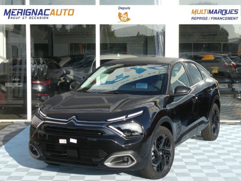 Citroen C4 PureTech 130 EAT8 SHINE HIGHWAY Assist Induction ESSENCE NOIR PERLE MÉTAL Neuf à vendre