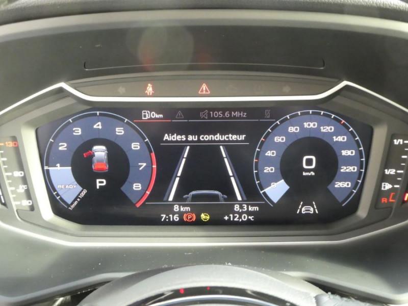 Photo 15 de l'offre de AUDI A1 SPORTBACK II 30 TFSI 110 S tronic 7 Pack Ext. S LINE JA17 Camera Radars à 27980€ chez Mérignac auto