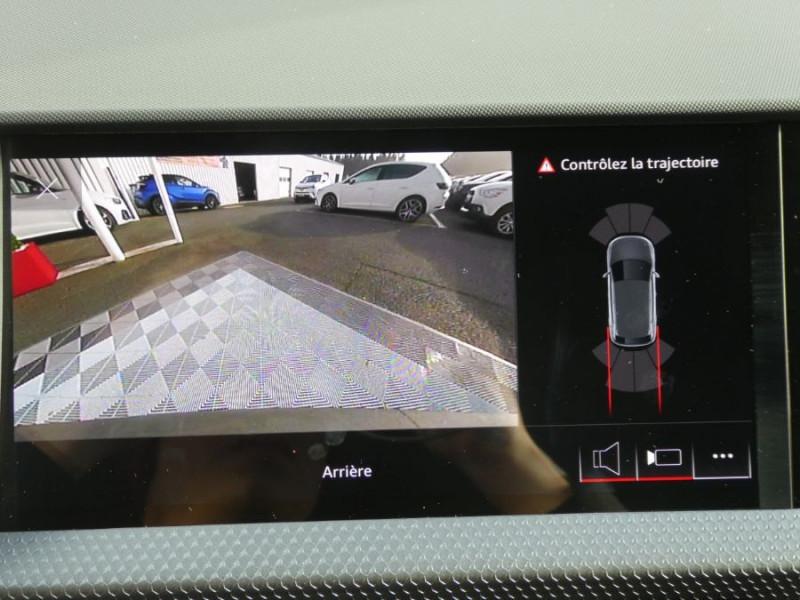 Photo 19 de l'offre de AUDI A1 SPORTBACK II 30 TFSI 110 S tronic 7 Pack Ext. S LINE JA17 Camera Radars à 27980€ chez Mérignac auto