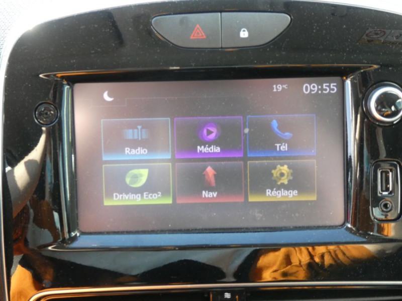 Photo 10 de l'offre de RENAULT CLIO IV 1.5 DCi 90 BUSINESS Bluetooth à 12850€ chez Mérignac auto
