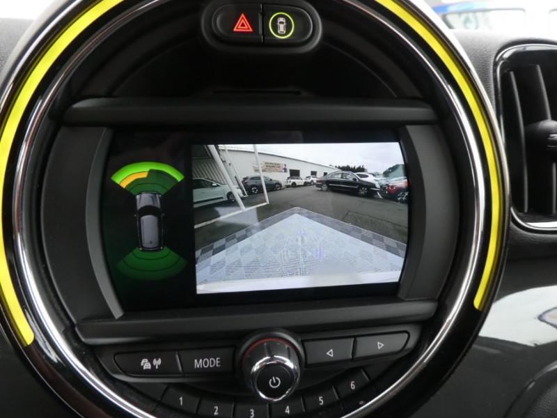 Photo 10 de l'offre de MINI COUNTRYMAN (F60) 1.5i 136 BVA7 COOPER GPS Camera Hayon elec. Gtie 01/23 à 28450€ chez Mérignac auto