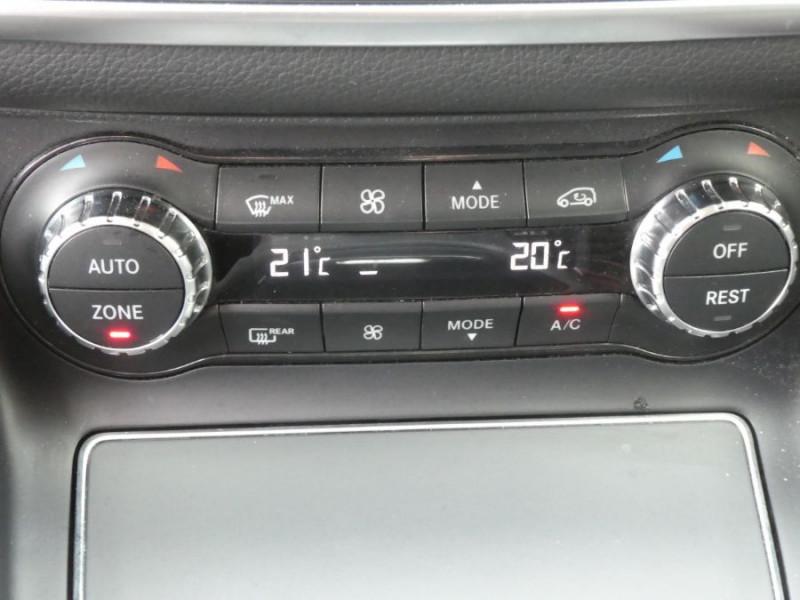 Photo 17 de l'offre de MERCEDES-BENZ CLA SHOOTING BRAKE (2) 200 D 7G-DCT AMG LINE GPS Camera JA18 Hayon él. à 27950€ chez Mérignac auto