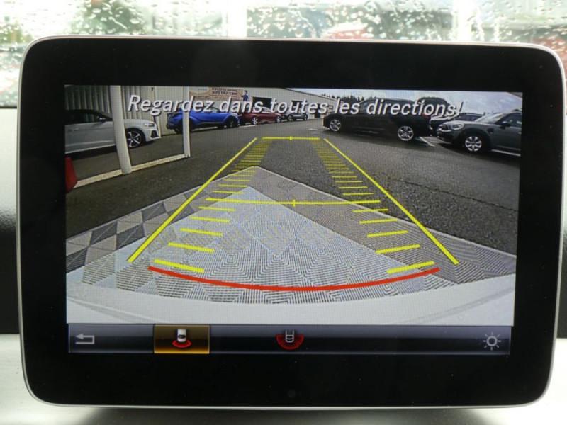 Photo 11 de l'offre de MERCEDES-BENZ CLA SHOOTING BRAKE (2) 200 D 7G-DCT AMG LINE GPS Camera JA18 Hayon él. à 27950€ chez Mérignac auto