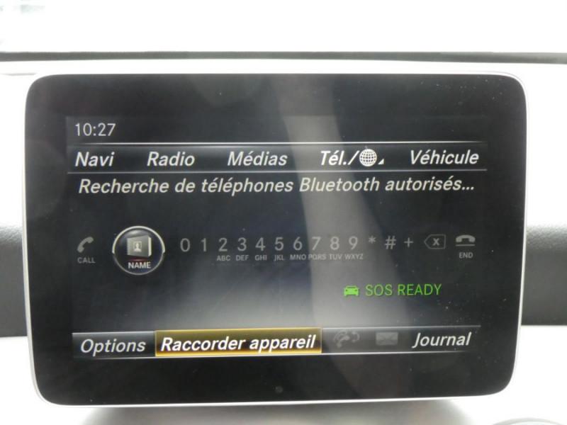 Photo 10 de l'offre de MERCEDES-BENZ CLA SHOOTING BRAKE (2) 200 D 7G-DCT AMG LINE GPS Camera JA18 Hayon él. à 27950€ chez Mérignac auto