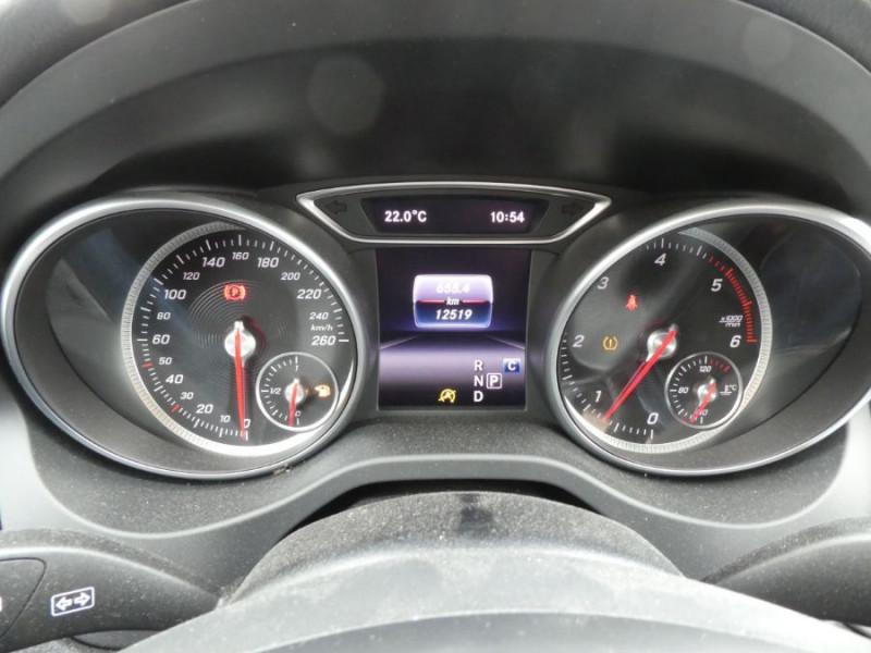 Photo 14 de l'offre de MERCEDES-BENZ CLA SHOOTING BRAKE (2) 200 D 7G-DCT URBAN GPS Camera JA18 Hayon él. à 27450€ chez Mérignac auto