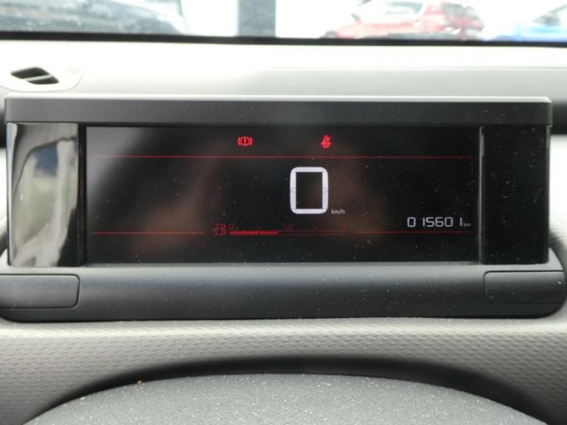 Photo 11 de l'offre de CITROEN C4 CACTUS (2) 1.5 BlueHDi 100 BV6 SHINE Camera Radars JA17 à 16450€ chez Mérignac auto