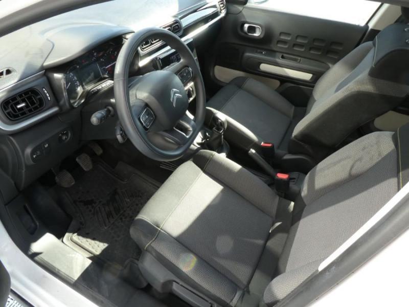Photo 6 de l'offre de CITROEN C3 PureTech 82 FEEL Bluetooth à 12290€ chez Mérignac auto