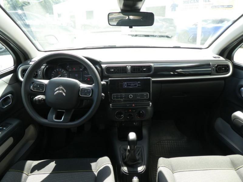 Photo 6 de l'offre de CITROEN C3 PureTech 82 FEEL Bi Ton Bluetooth à 12590€ chez Mérignac auto