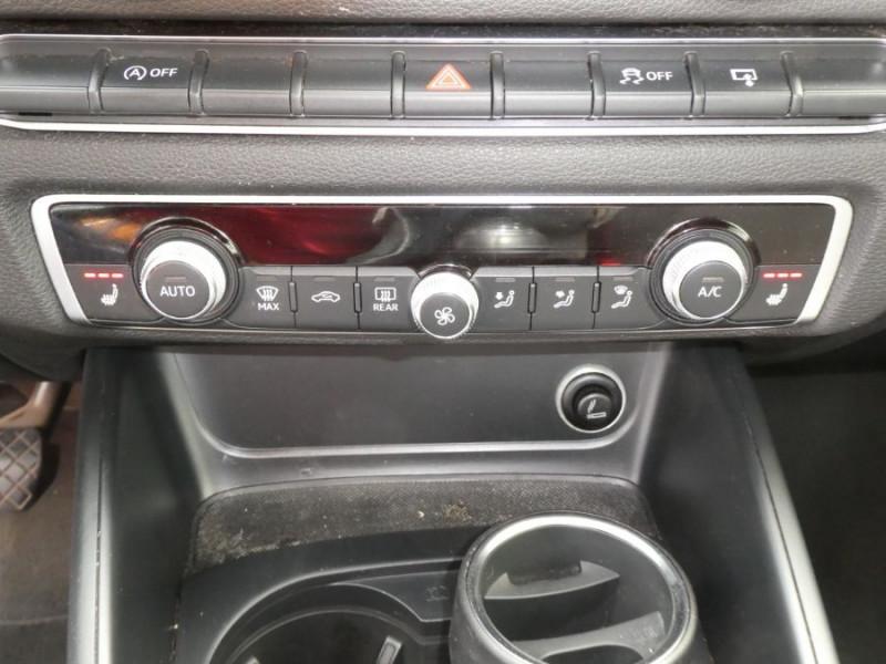 Photo 13 de l'offre de AUDI A3 SPORTBACK 1.0 TFSI 115 BV6 XENON 1ère Main à 17450€ chez Mérignac auto