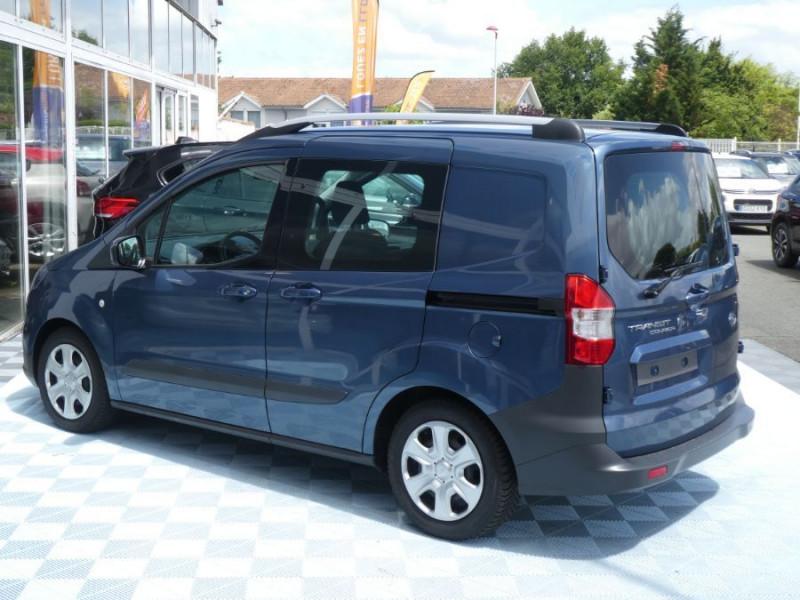 Photo 4 de l'offre de FORD TOURNEO COURIER 1.0 EcoBoost 100 BV6 TRANSIT CLIM à 12890€ chez Mérignac auto