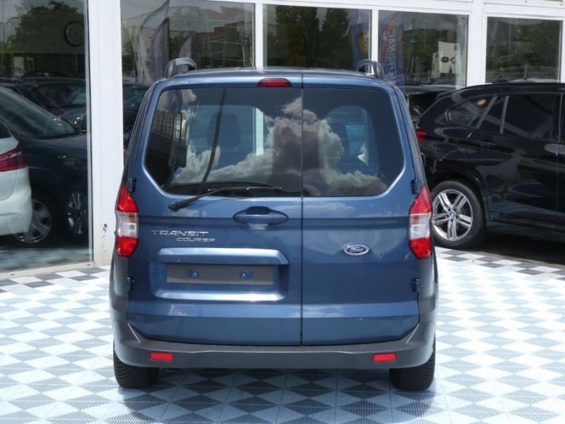 Photo 15 de l'offre de FORD TOURNEO COURIER 1.0 EcoBoost 100 BV6 TRANSIT CLIM à 12890€ chez Mérignac auto